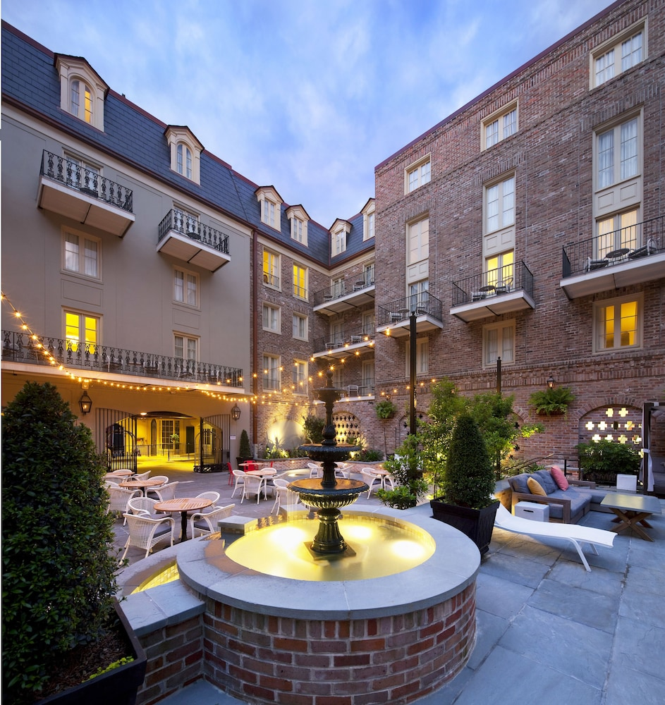 Maison dupuy hotel in new orleans hotel rates reviews for Hotels orleans