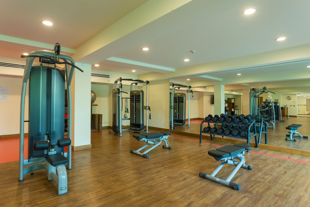 Gym, Sheraton Buganvilias Resort & Convention Center