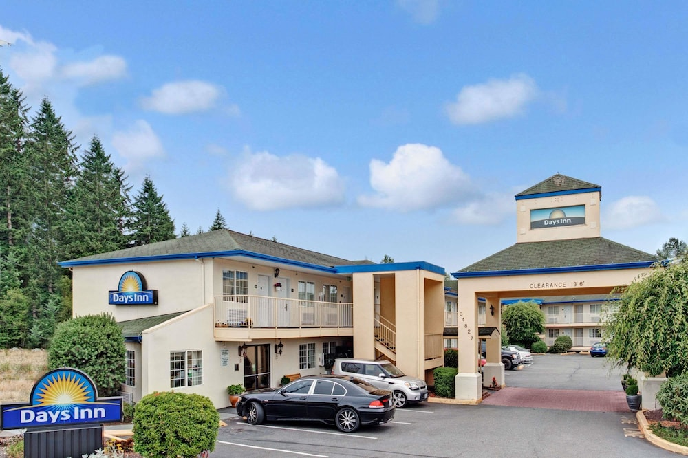 Days Inn By Wyndham Federal Way In Tacoma Hotel Rates Reviews On Orbitz