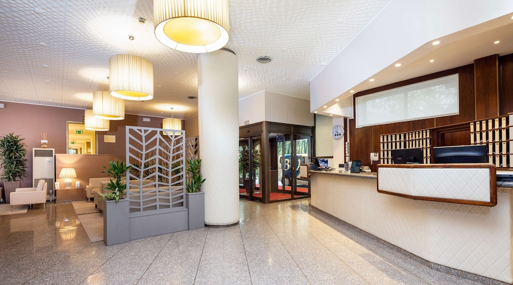 Lobby, Best Western Air Hotel Linate