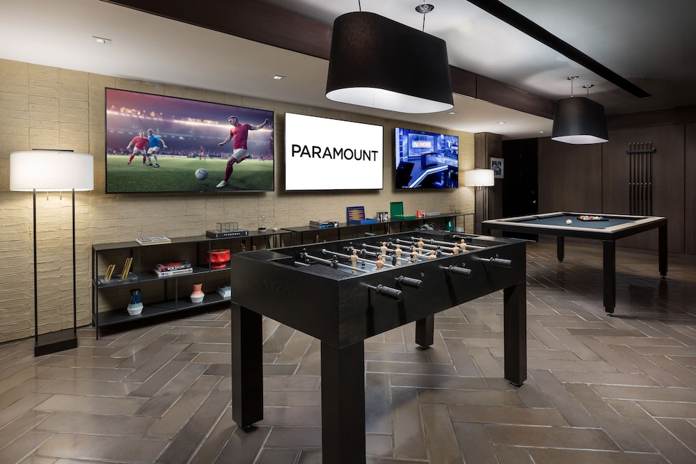 Game Room, Paramount Times Square