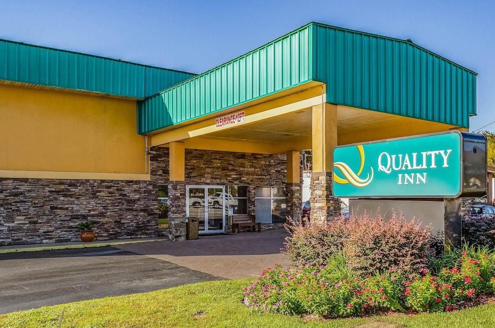 Quality Inn Charleston Gateway In Charleston Hotel Rates Reviews