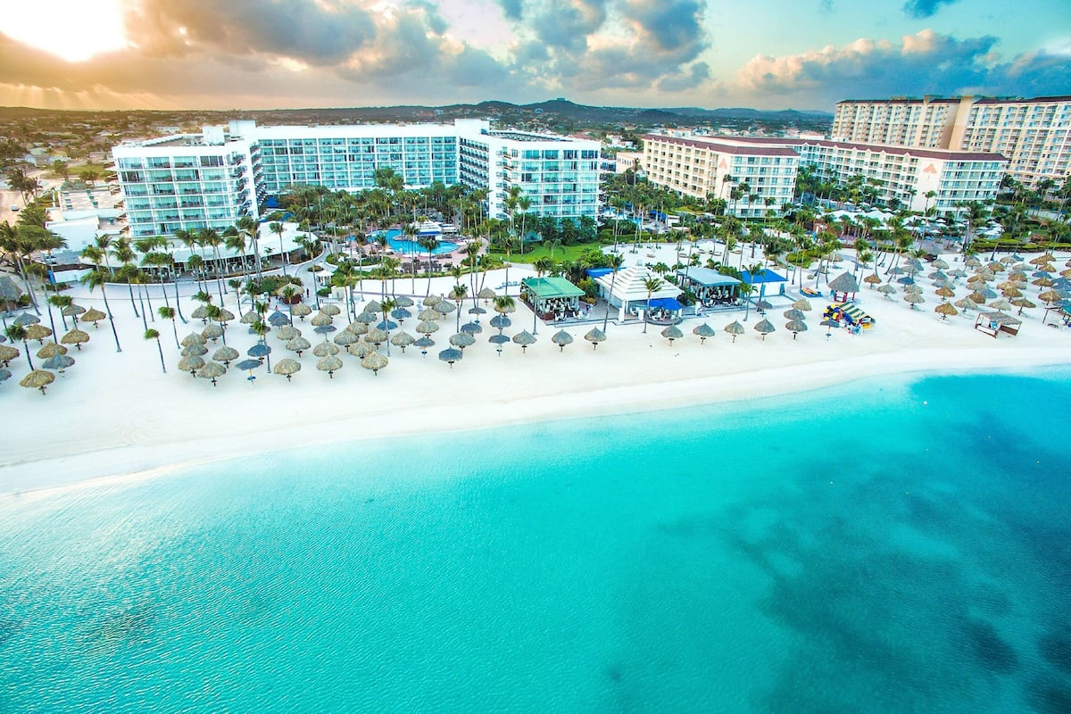 Aruba Marriott Resort & Stellaris Casino - Palm Beach, Aruba