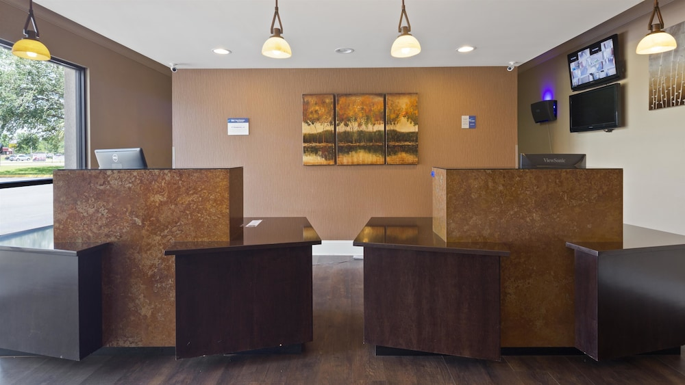 Lobby, Best Western Point South