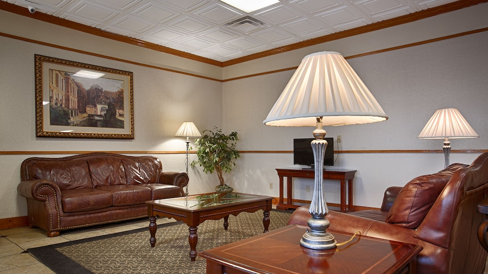 Lobby Sitting Area, Best Western Point South