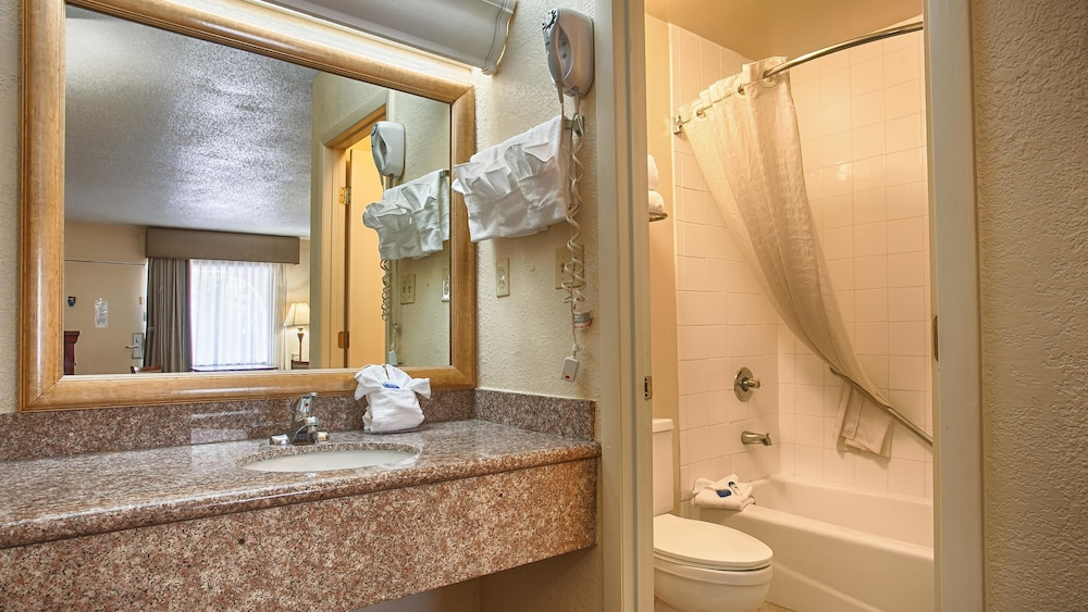 Bathroom, Best Western Point South