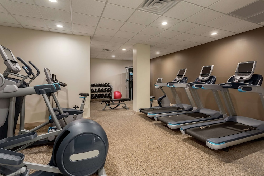 Fitness Facility, Embassy Suites Orlando International Drive I Drive 360