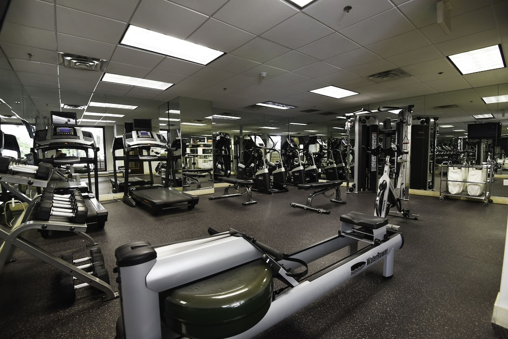 Gym, The Mayfair at Coconut Grove
