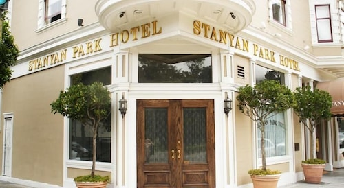 Great Place to stay Stanyan Park Hotel near San Francisco