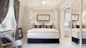 1 bedroom, premium bedding, down comforters, free minibar