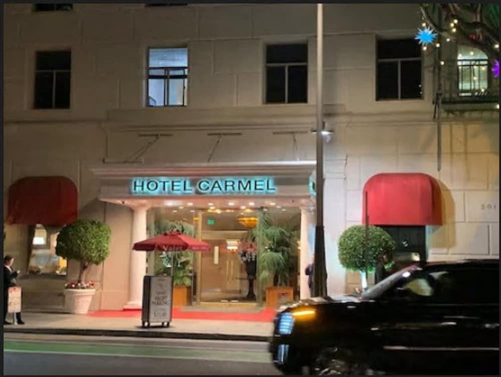 Featured Image, Hotel Carmel