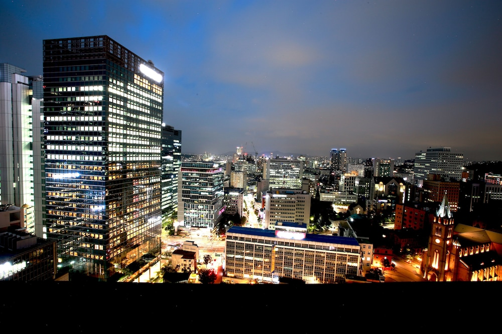 City View, Royal Hotel Seoul