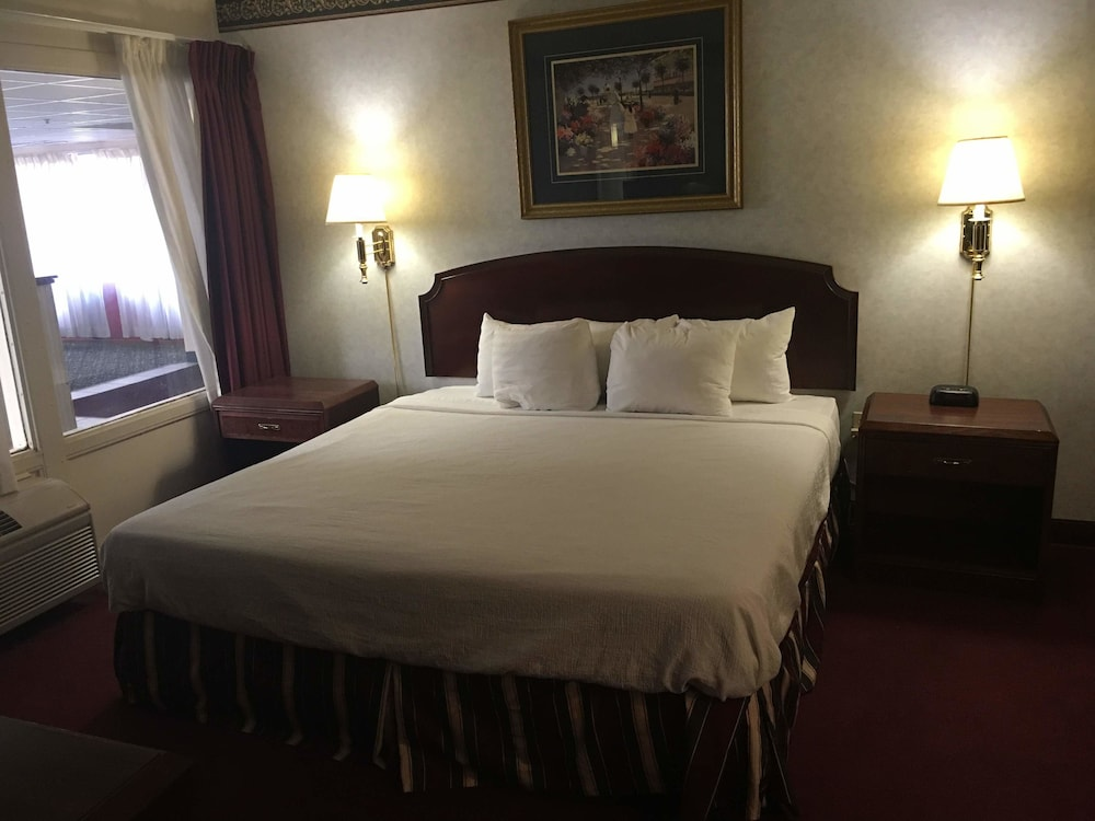 Room, Plaza Hotel And Suites