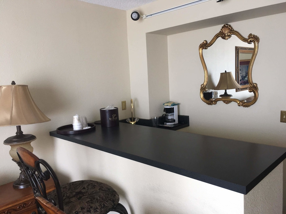 Private Kitchenette, Plaza Hotel And Suites