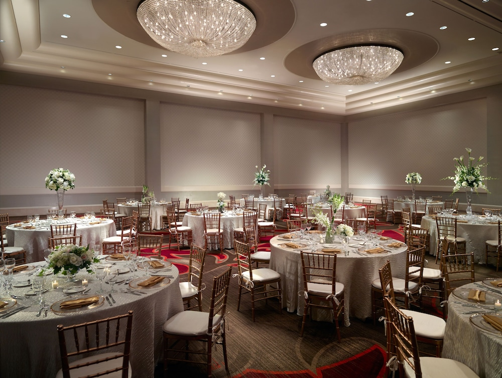 Banquet Hall, Omni Providence Hotel