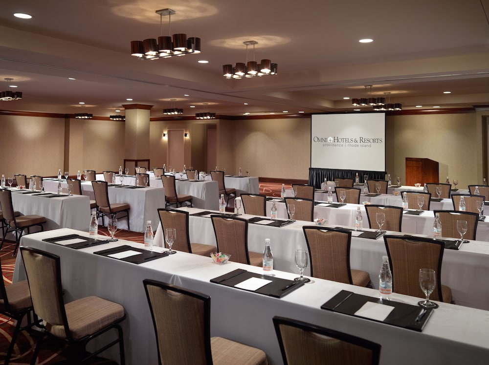Meeting Facility, Omni Providence Hotel