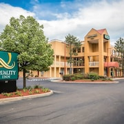 Quality Inn Colchester - Burlington