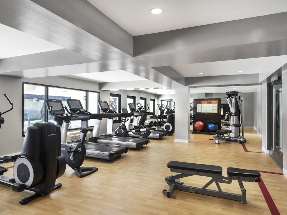 Gym, Hotel Riu Plaza Fisherman's Wharf