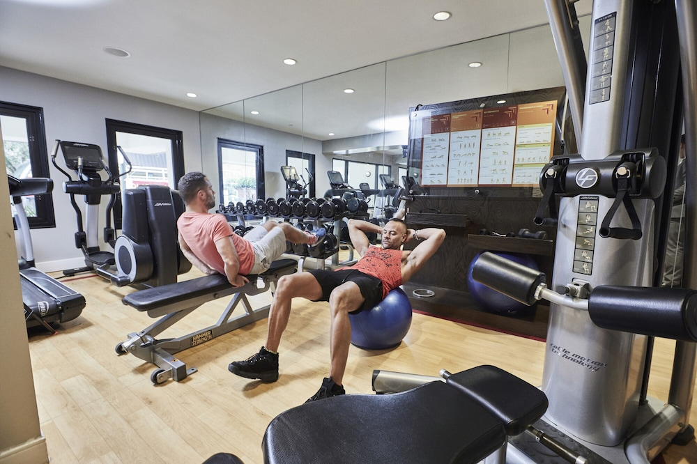 Fitness Facility, Hotel Riu Plaza Fisherman's Wharf