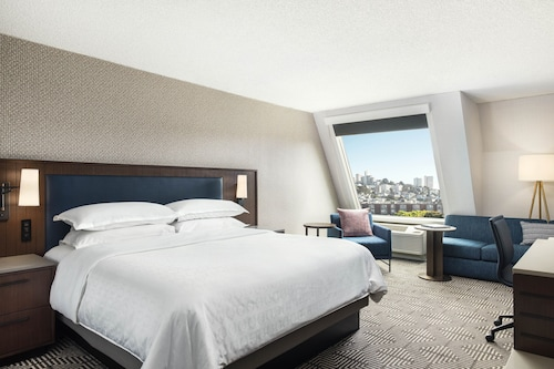 Check Expedia for Availability of Sheraton Fisherman's Wharf Hotel