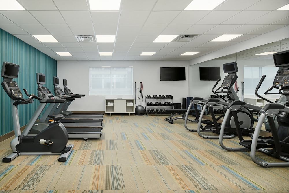 Fitness Facility, Holiday Inn Express Richmond - Midtown