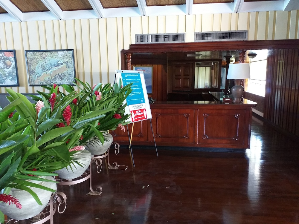 Reception, Shaw Park Beach Hotel & Spa
