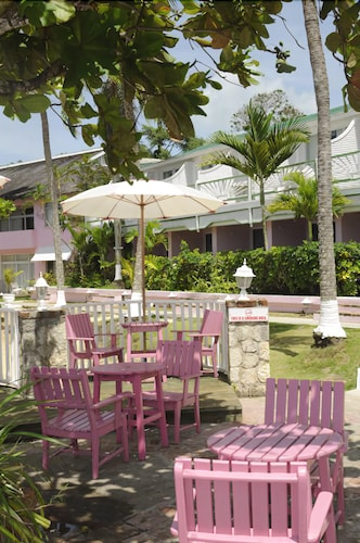 Terrace/Patio, Shaw Park Beach Hotel & Spa