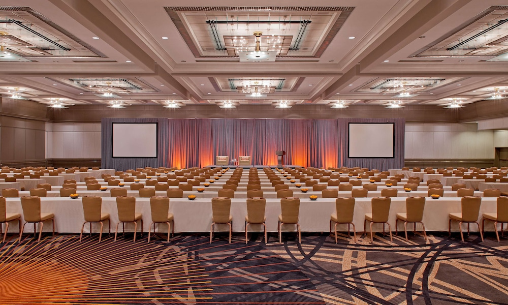 Ballroom, Hyatt Regency Atlanta Downtown