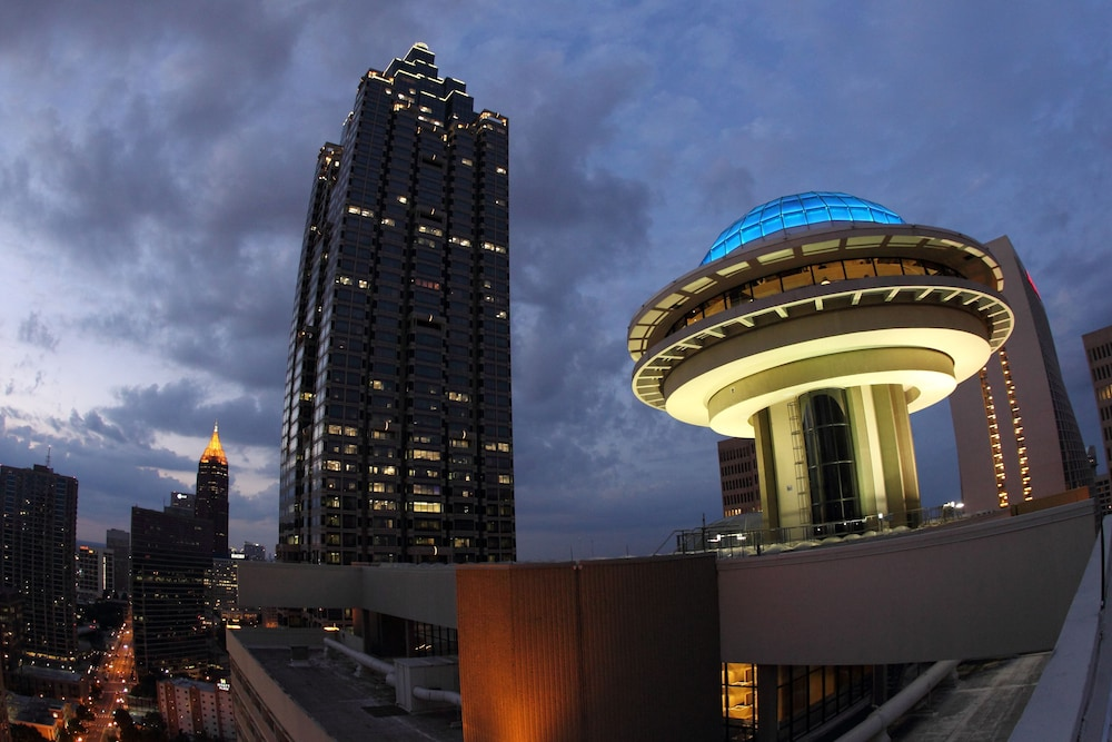 Front of Property - Evening/Night, Hyatt Regency Atlanta Downtown