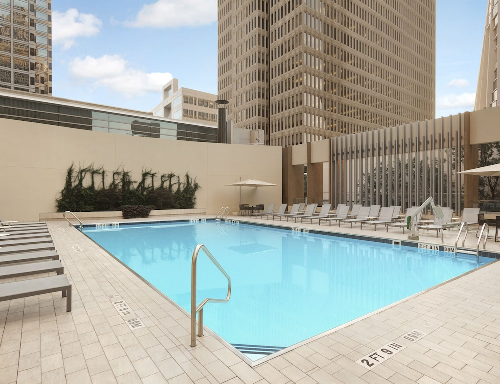 Pool, Hyatt Regency Atlanta Downtown