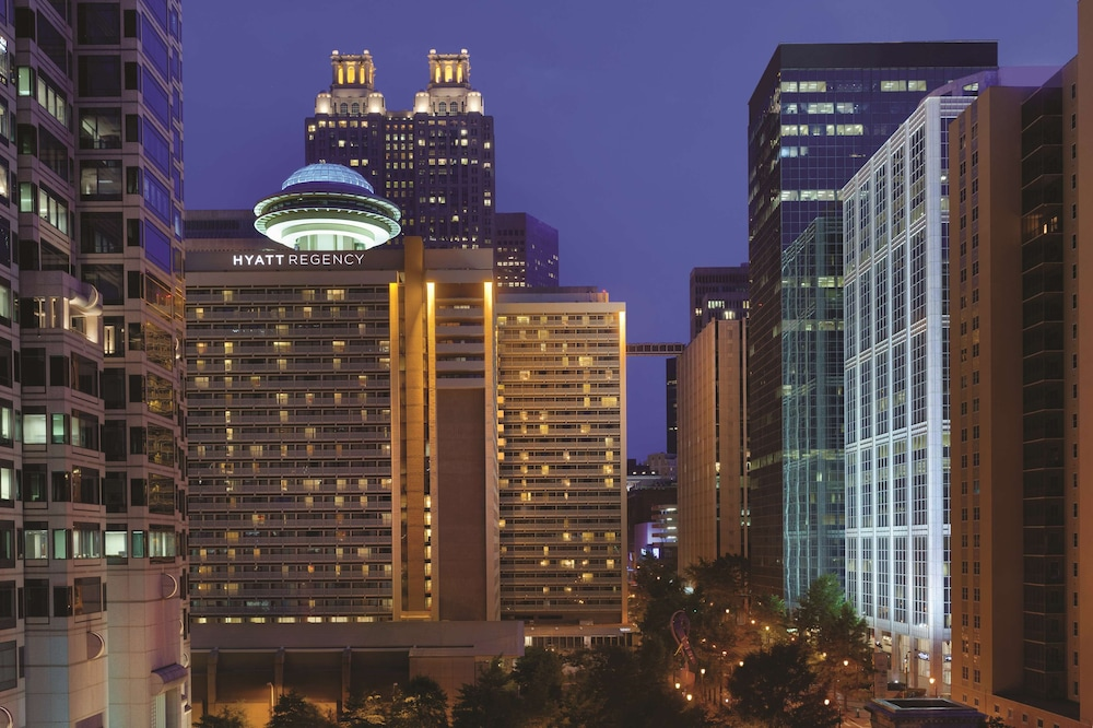 Featured Image, Hyatt Regency Atlanta Downtown