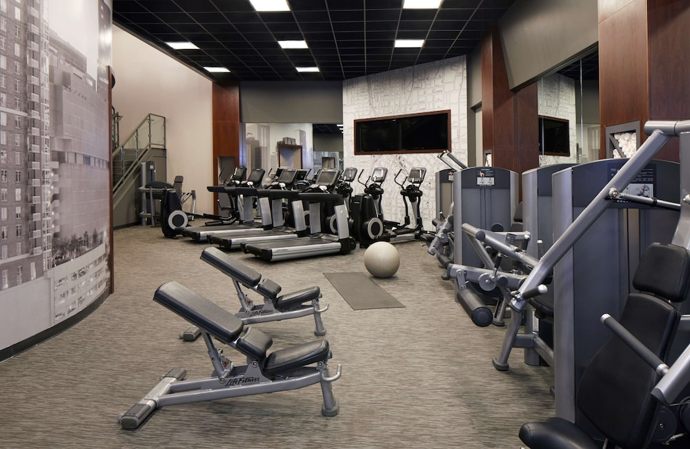 Fitness Facility, Hyatt Regency Atlanta Downtown