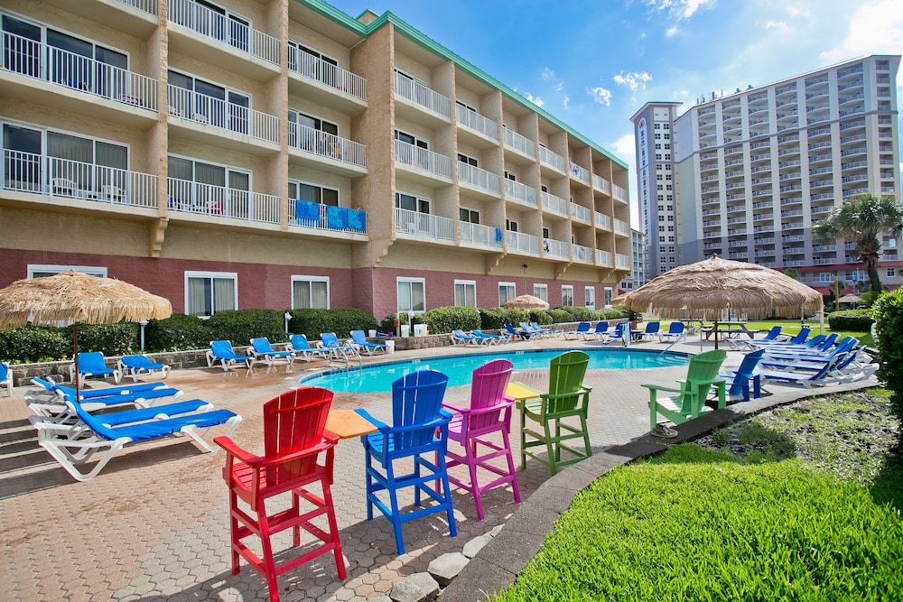 hampton inn pensacola beach hotel deals reviews. Black Bedroom Furniture Sets. Home Design Ideas