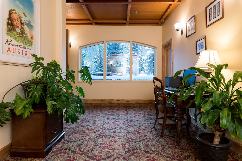 Business Center, Best Western Tyrolean Lodge