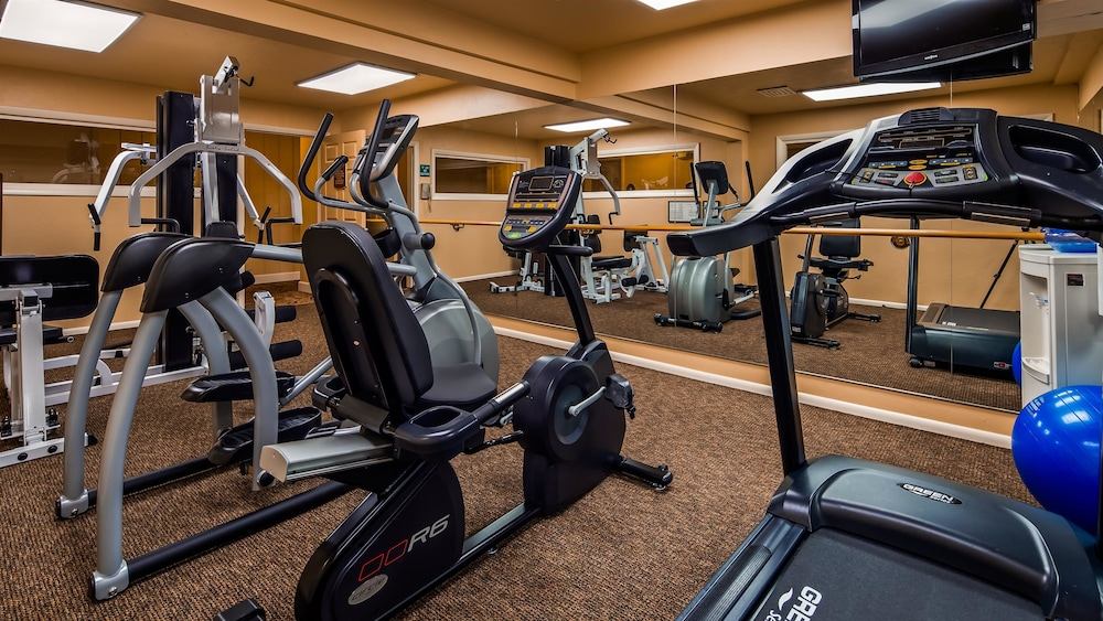 Fitness Facility, Best Western Tyrolean Lodge