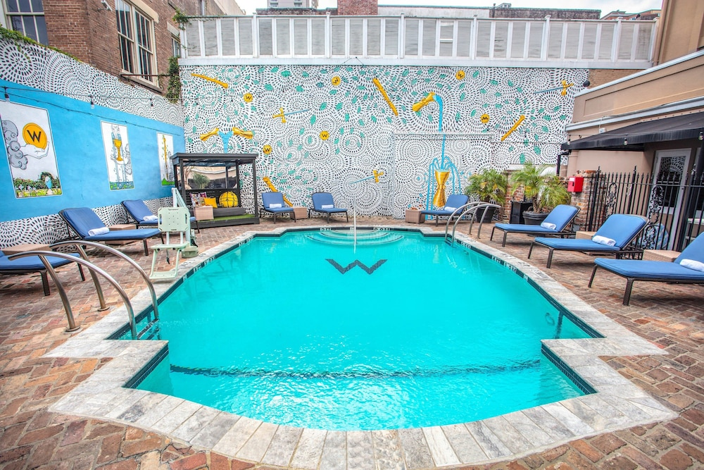 Outdoor Pool, W New Orleans - French Quarter