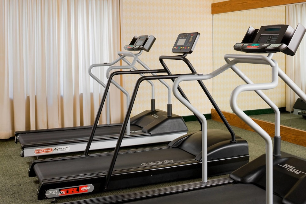 Gym, Courtyard by Marriott Baltimore Hunt Valley