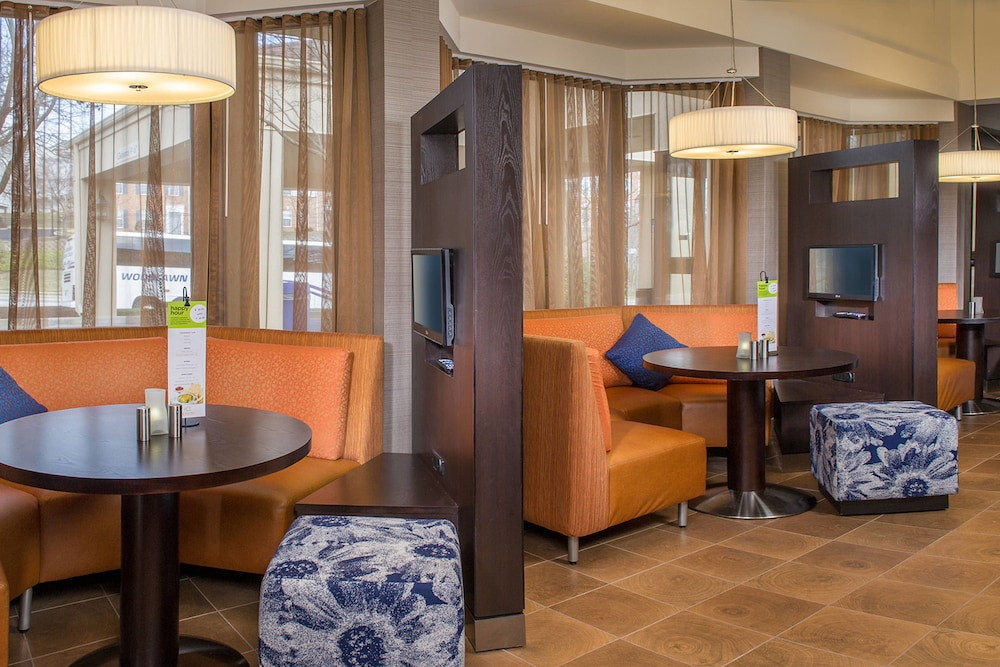 Lounge, Courtyard by Marriott Baltimore Hunt Valley