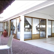 Binnenkant hotel