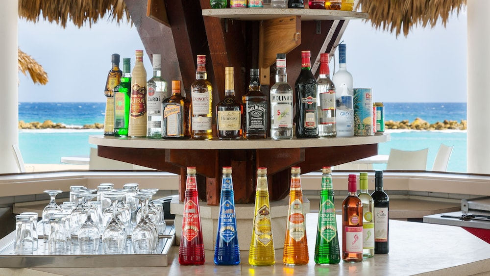 Bar, Holiday-beach Resort and Casino Curacao