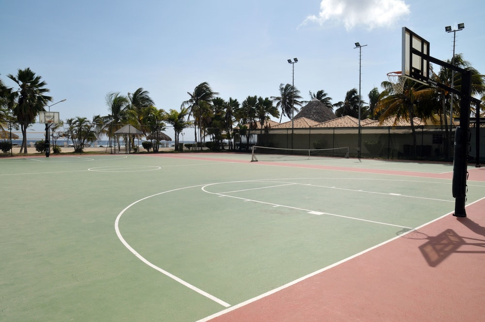 Basketball Court, Holiday-beach Resort and Casino Curacao