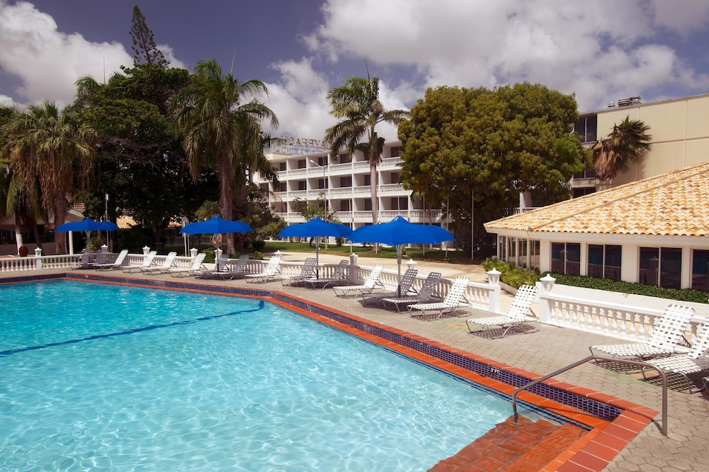 Outdoor Pool, Holiday-beach Resort and Casino Curacao