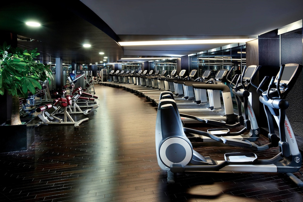 Fitness Facility, The Westin Josun Seoul