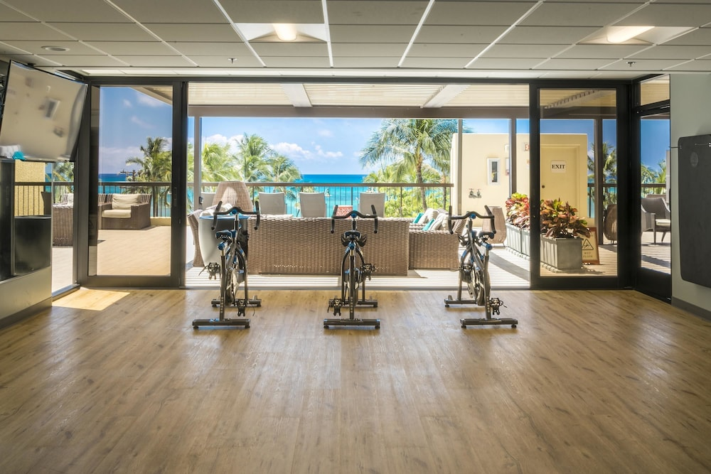 Fitness Facility, Aston Waikiki Beach Tower