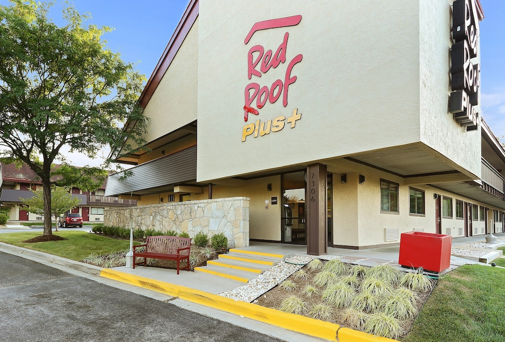 Exterior, Red Roof Inn PLUS+ Baltimore - Washington DC/BWI South
