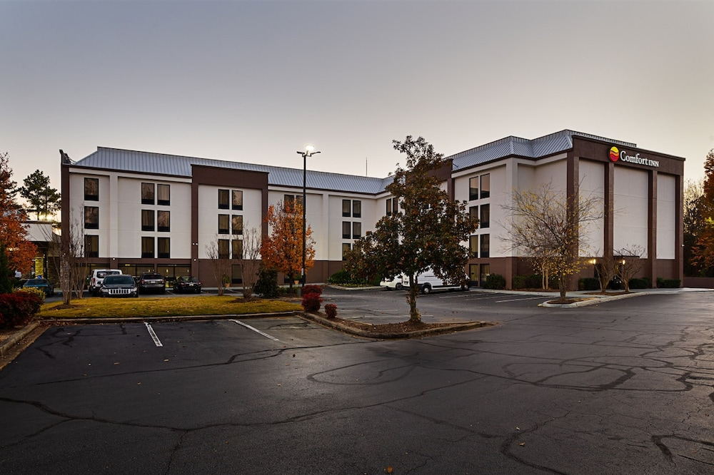 Exterior, Comfort Inn Greenville - Haywood Mall