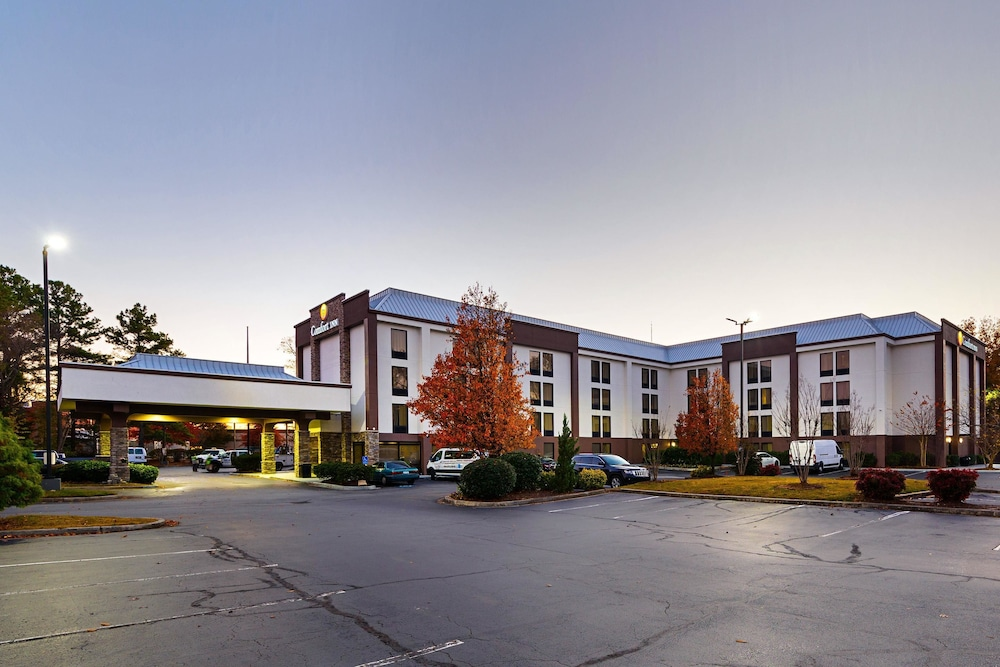 Front of Property, Comfort Inn Greenville - Haywood Mall