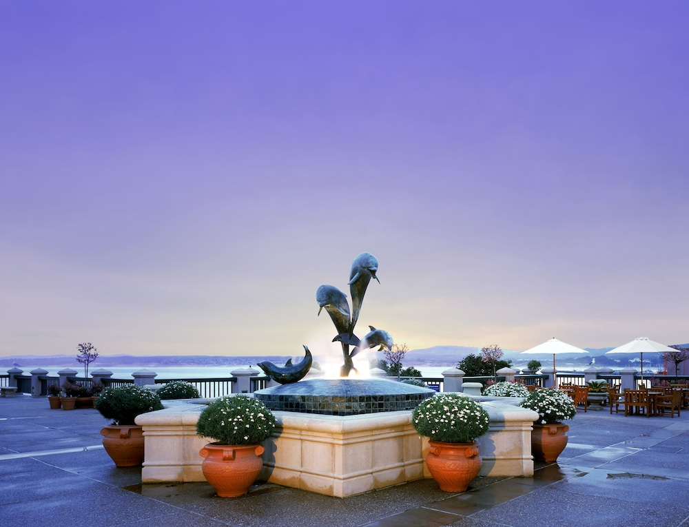 Property Grounds, Monterey Plaza Hotel & Spa