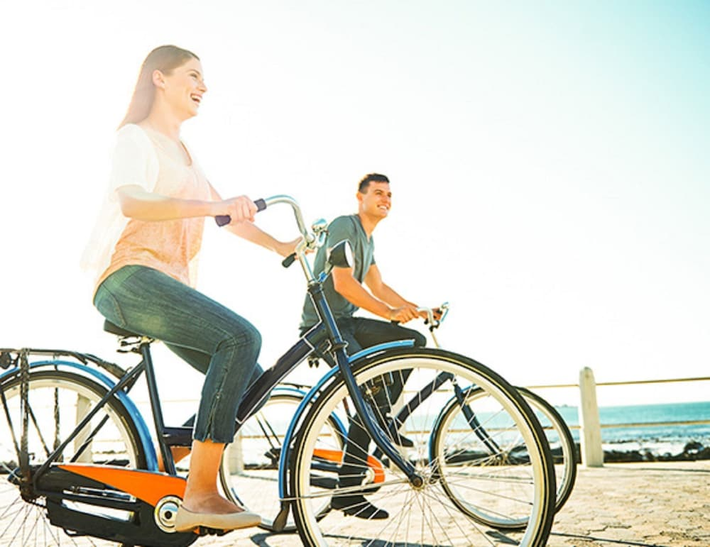 Bicycling, Monterey Plaza Hotel & Spa