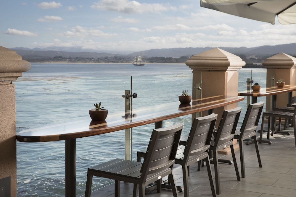 Outdoor Dining, Monterey Plaza Hotel & Spa
